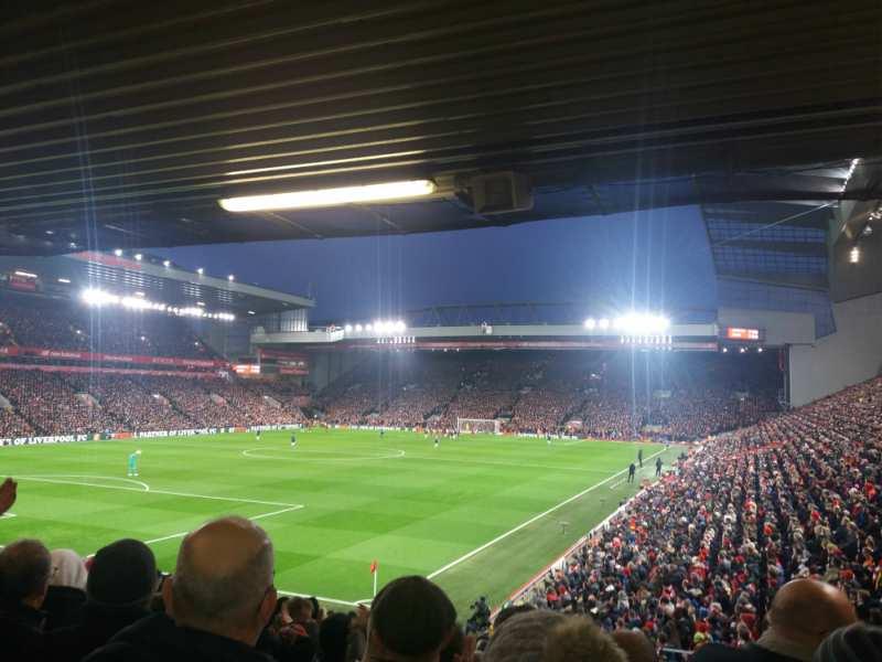 Liverpool v United 16/12/2018