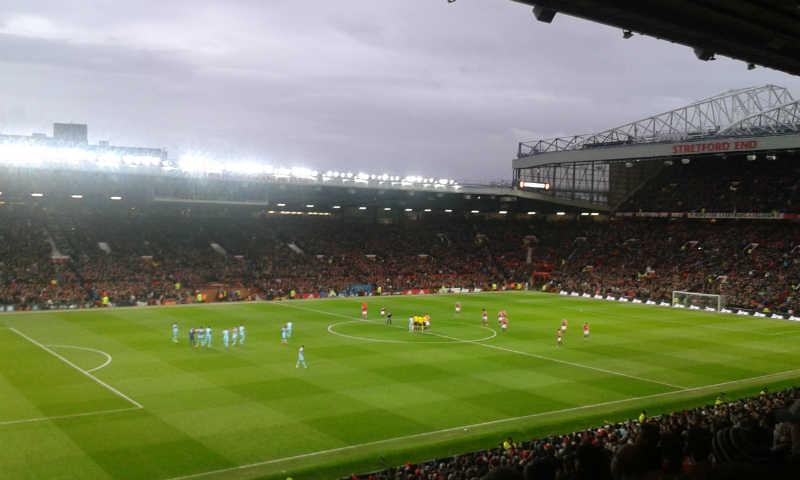 United v West Ham 05/12/2015