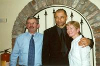 Kevin Connolly Paul McGrath & Carmel Connolly