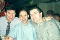 Norman Whiteside Francie Tighe & Adrian Dorr