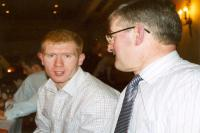 Paul Scholes & Kevin Connolly