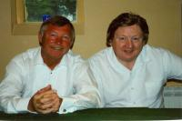 Sir Alex Ferguson & Eddie Gray